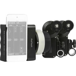 ikan Remote Air Pro Wireless Follow Focus Double Motor Kit with Apple iPhone And iPod Touch Integration