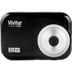 Vivitar ViviCam X054 Digital Camera (Black)