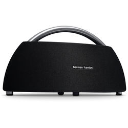 Harman Kardon Go + Play Bluetooth Speaker (Black)