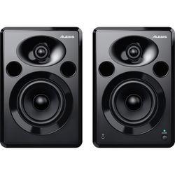"Alesis Elevate 5 MKII - 80W 5"" Two-Way Active Desktop Studio Monitors (Pair)"