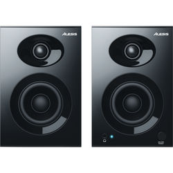 "Alesis Elevate 3 MKII - 20W 3"" Two-Way Active Desktop Studio Monitors (Pair)"