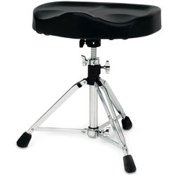 DW DRUMS 9120M Heavy-Duty, Tractor-Style Drum Throne
