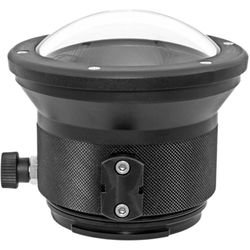 "Nimar 5"" Optical Glass Dome for Canon EF 16-35mm Lens & Metabones T Speed Booster XL 0.64x on Water Sports Housing"