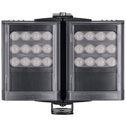 Raytec VAR2-I4-2 Long-Range Double-Panel Semi-Covert IR Illuminator (850nm, Black)