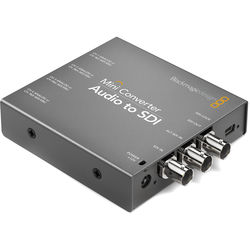 Blackmagic Design Mini Converter Audio to SDI