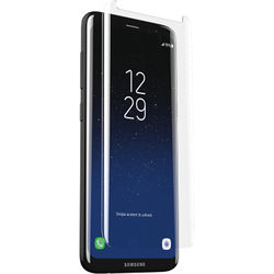 ZAGG InvisibleShield Glass Curve Screen Protector for Galaxy S8+