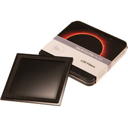 LEE Filters 100x100mm Solar Eclipse Filter