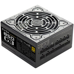 EVGA SuperNOVA 850 G3 850W 80 Plus Gold Modular Power Supply