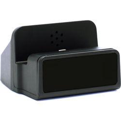 Mini Gadgets Lightning Charging Dock with 1080p Covert Wi-Fi Camera