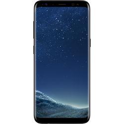 Samsung Galaxy S8 Duos SM-G950FD 64GB Smartphone (Unlocked, Midnight Black)