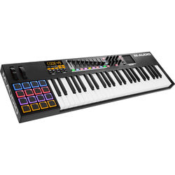 M-Audio Code 49 49-Key USB/MIDI Keyboard Controller with X/Y Touch Pad (Black)