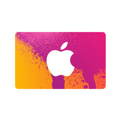 iTunes Gift Card ($100)