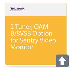 Tektronix 2 Tuner, QAM B/8VSB Option for Sentry Video Monitor
