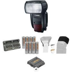 Canon Speedlite 600EX II-RT Essential Portrait Kit