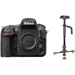 Nikon D810A DSLR Camera Body with Stabilizer Kit
