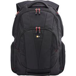 """Case Logic Backpack for 15.6"""" Laptop and 10.1"""" Tablet (Black)"""