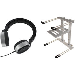 AKG AKG K67 Tiësto DJ Headphones and Laptop Stand Kit