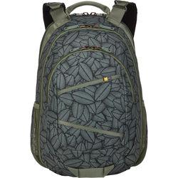 "Case Logic Berkeley II Backpack for Tablet and 15.6"" Laptop (Botanic Green)"