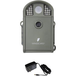 moultrie wingscapes birdcam pro digital wildlife camera ac adapter