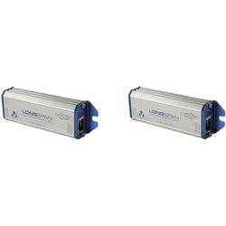 Veracity Longspan Long Range Ethernet & PoE Extender Kit
