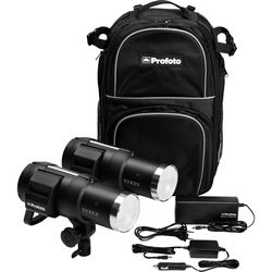 Profoto B1X 500 AirTTL 2-Light Location Kit
