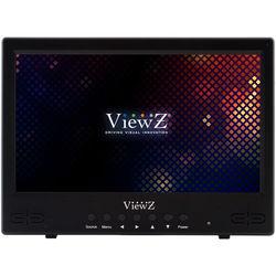 "ViewZ VZ-101RTC 10.1"" LED CCTV Monitor"