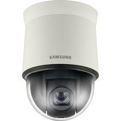 Hanwha Techwin WiseNet HD+ 2MP AHD 32x Surface Mount PTZ Dome Camera