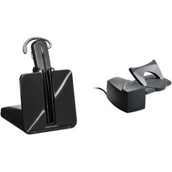 Plantronics CS540 Wireless Headset System with HL10 Handset Lifter for Savi Wireless System