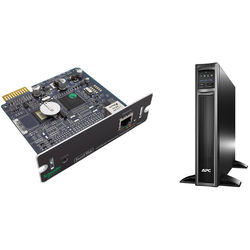 APC Smart-UPS X 750VA Rack/Tower with Network Management Card Kit