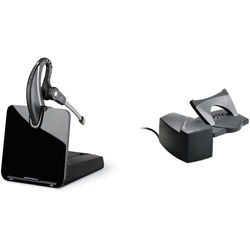 Plantronics CS530 Over-the-Ear Wireless Headset Kit with HL10 Handset Lifter