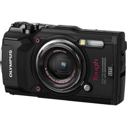 Olympus Tough TG-5 Digital Camera (Black)