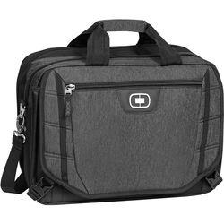 """OGIO Circuit TZM Messenger Bag for 15"""" Laptop (Black/Dark Static)"""