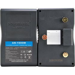 POWERANGE PR-AN-1900M 190Wh 14.8V Battery (Gold Mount)
