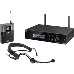 Sennheiser XSW2-ME3 Wireless Headset Microphone System (A: 548 to 572 MHz)