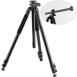 Oben AC-2361L 3-Section Aluminum Lateral Tripod