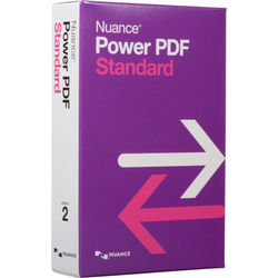 Nuance Power PDF 2 Standard (Boxed)