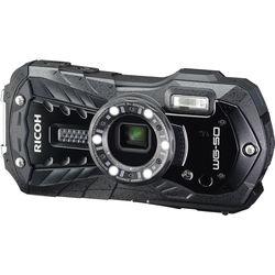 Ricoh WG-50 Digital Camera (Black)