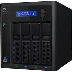 WD My Cloud PR4100 40TB 4-Bay NAS Server (4 x 10TB)