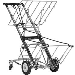 Norris Model 730 Super Tech Cart (Black)