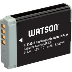 Watson NB-13L V2 Lithium-Ion Battery Pack (3.6V, 1010mAh)