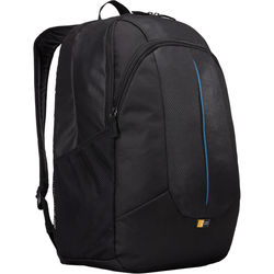 "Case Logic Prevailer Backpack for 17.3"" Laptop and 10.1"" Tablet (Midnight Black)"