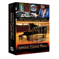 Sonic Reality Alan Parsons Imperial Grand Piano - Expansion Pack for Yamaha Motif XS/XF/MOXF (Download)