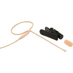 Microphone Madness MM-PSM-BE-ET Pro Single Earset Earworn Microphone for Select Electrovoice Wireless Systems (Beige)
