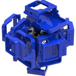 360RIZE Pro7 v2 360° Plug-n-Play Rig for GoPro HERO7 & HERO6/5 Black
