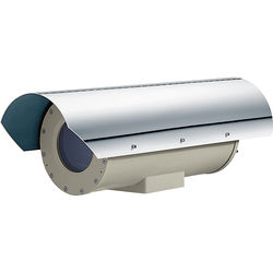 Videotec Explosionproof Aluminum Housing with Reinforced Heater