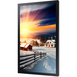 """Samsung OH75F 75"""" Full HD Outdoor Signage Display with Embedded Power Box"""