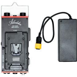 Aladdin Dimmer Kit for Bi-Fold2 LED Light with V-Mount
