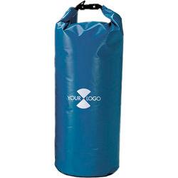 Innovative Scuba Concepts Lightweight Waterproof Dry Sack (Medium, 20 Liter Capacity, Blue)