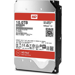 "WD 10TB Red 5400 rpm SATA III 3.5"" Internal NAS HDD"