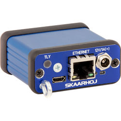 SKAARHOJ Iris Control for B4 Lenses for URSA Mini & Studio Cameras